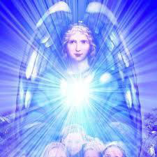 Archangel Michael blue light