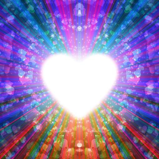 gorgeous radiant beautiful glowing heart ALA use this