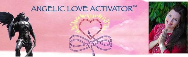 ANGELIC LOVE ACTIVATOR PINK BANNER