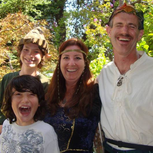 happy ren faire family us! sept 2013