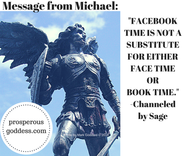 Message from Michael Canva meme Facebook time is not