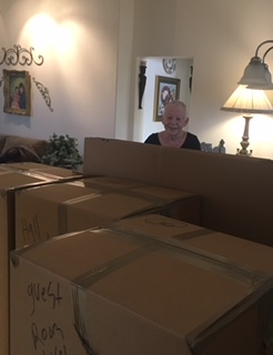 Mom Moms and moving boxes May 2018