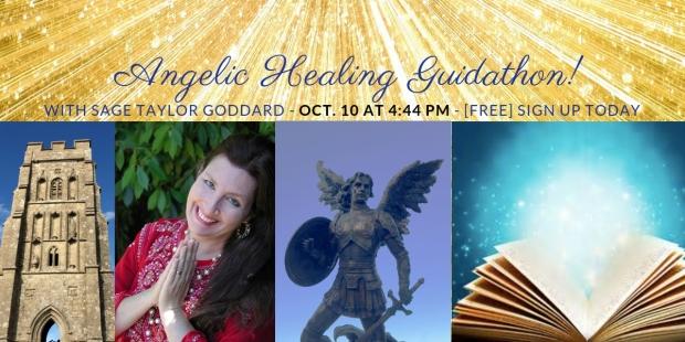 Angelic Healing Guidathon WP